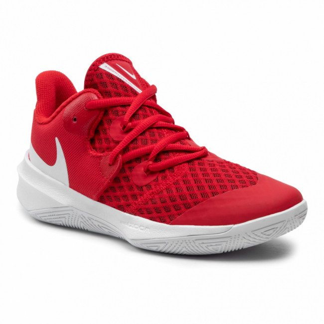 Topánky NIKE - Zoom Hyperspeed Court CI963 610 University Red/White