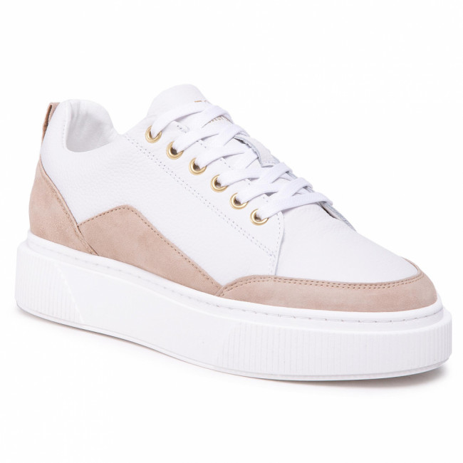 Sneakersy CYCLEUR DE LUXE - Sofia CDLW211029 White/Taupe