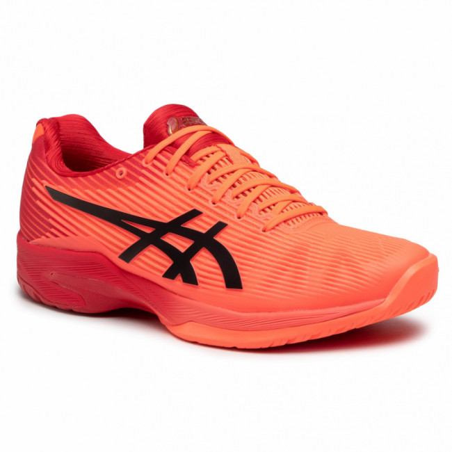 Topánky ASICS - Solution Speed Ff Tokyo 1041A150 Sunrise Red/Eclipse Black