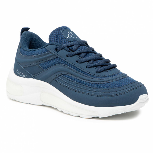 Sneakersy KAPPA - Squince 242842 Navy/White 6710