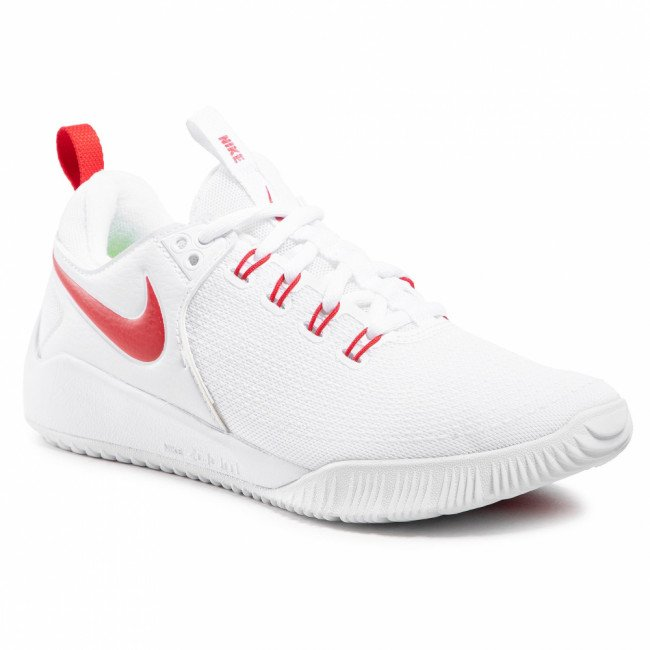Topánky NIKE - Air Zoom Hyperrace 2 AA0286 106 White/University Red