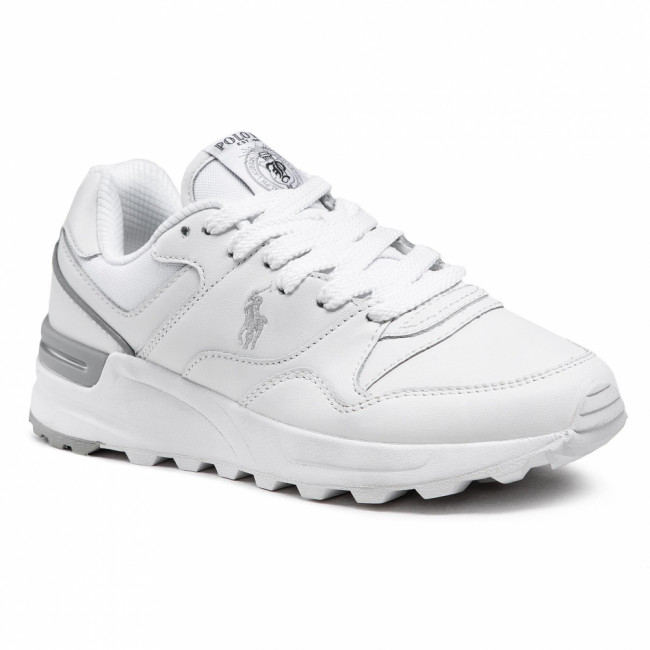 Sneakersy POLO RALPH LAUREN - Polo Carryover 809806303002 White