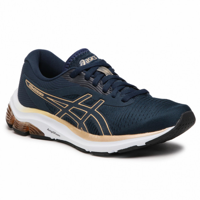 Topánky ASICS - Gel-Pulse 12 1012A724 French Blue/Champagne 403