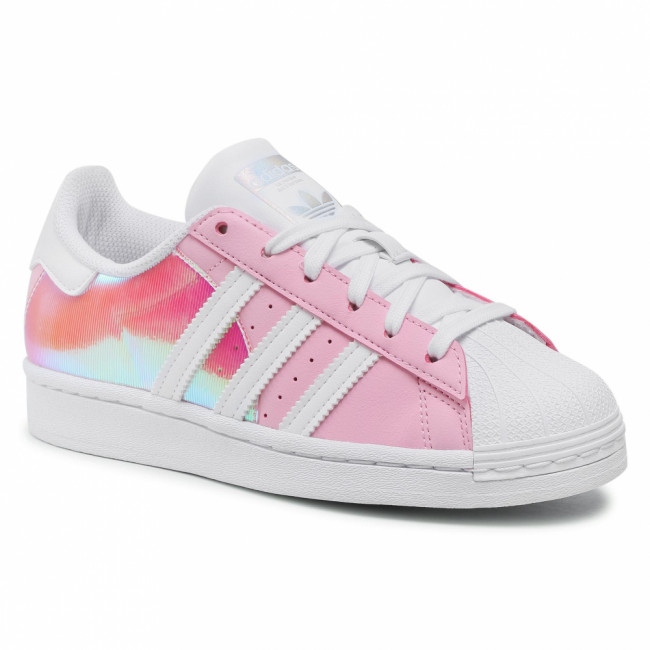 Topánky adidas - Superstar J FY2671 Supcol/Supcol/Ftwwht