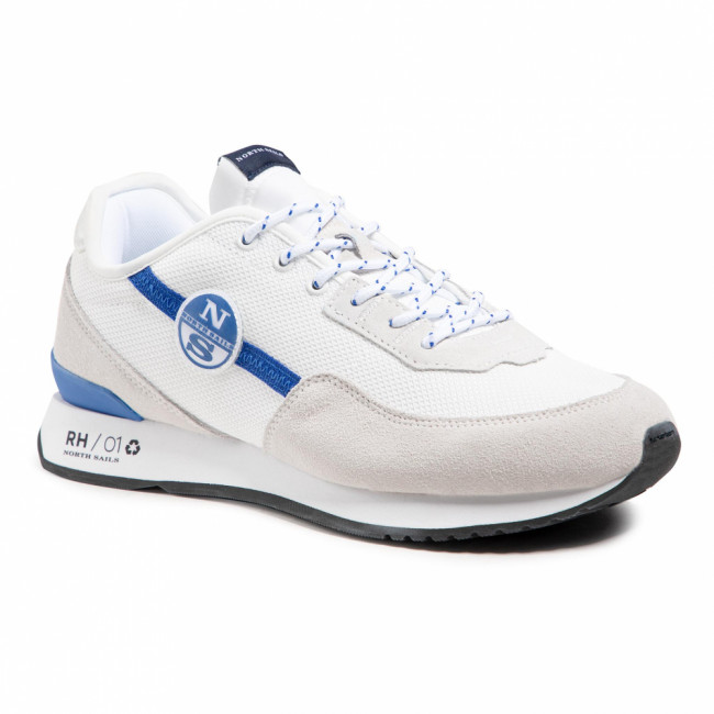 Sneakersy NORTH SAILS - RH/01 Recy -052 White