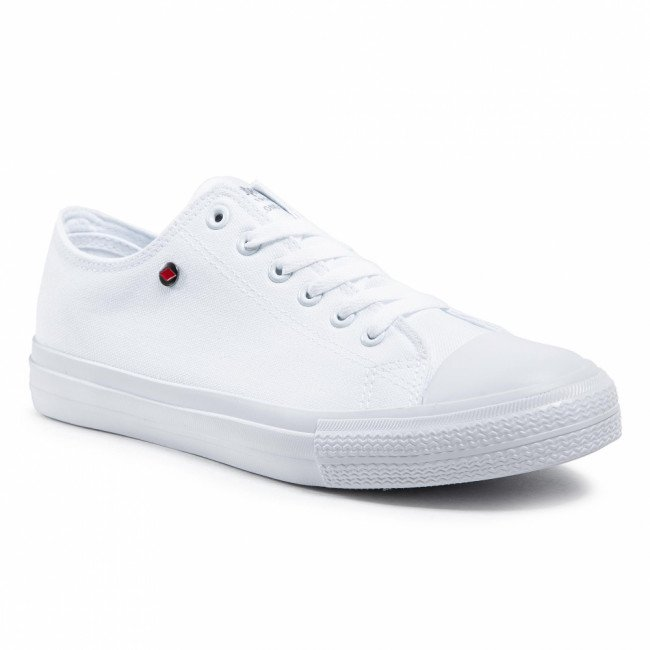 Tramky LEE COOPER - LCW-21-31-0084M White