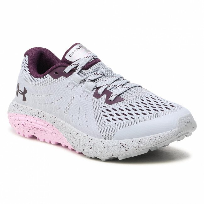 Topánky UNDER ARMOUR - Ua W Charged Bandit Trail 3021968 Grey