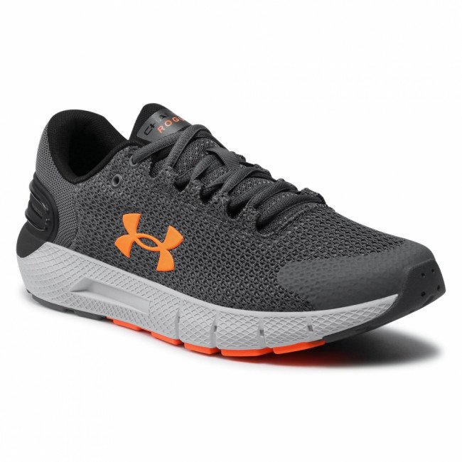 Topánky UNDER ARMOUR - Ua Charged Rogue 2.5 3024400-104 Gry/Gry