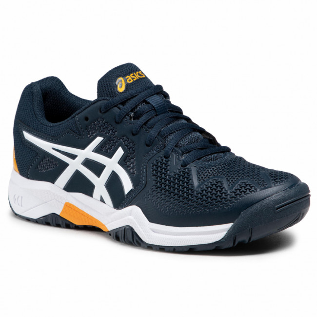 Topánky ASICS - Gel-Resolution 8 Gs 1044A018 French Blue/White 403