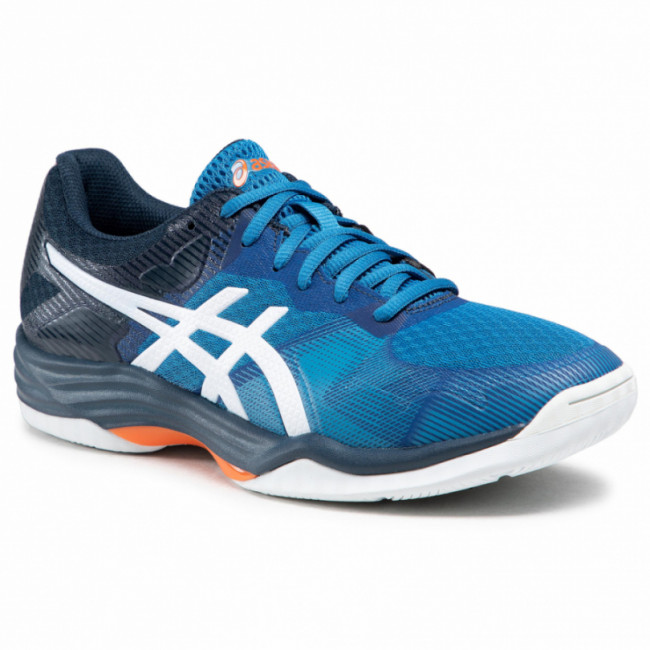 Topánky ASICS - Gel-Tactic 1071A031 Reborn Blue/White 402
