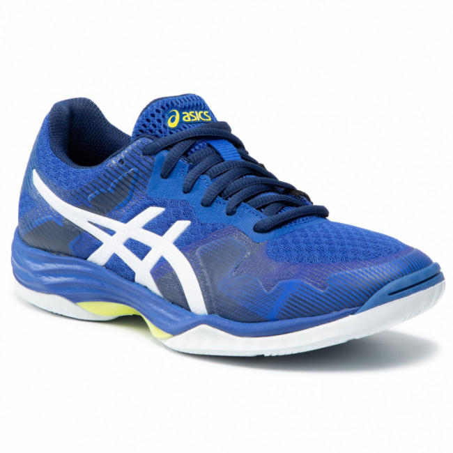 Topánky ASICS - Gel-Tactic 1072A035  Asics Blue/White 400