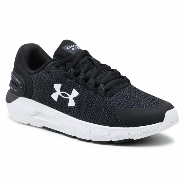 Topánky UNDER ARMOUR - Ua Charged Rogue 2.5 3024400-001 Blk