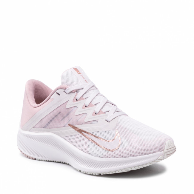 Topánky NIKE - Quest 3 CD0232 003 Platinum Tint/Mtlc Red Bronze