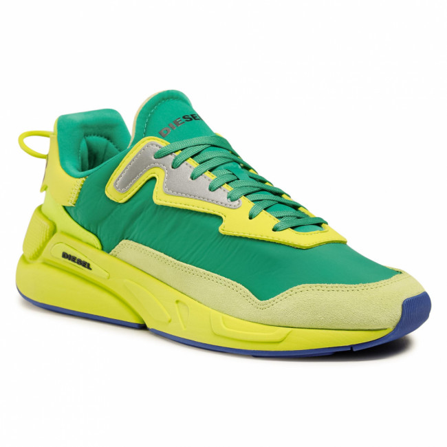 Sneakersy DIESEL - S-Serendipity Lc Y02351 P4009 H8514 Jelly Bean/Lime Punch