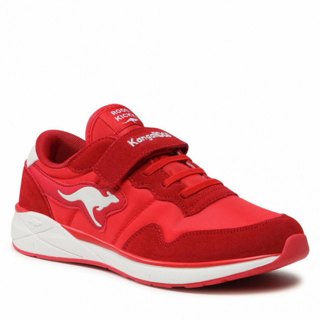 Sneakersy KANGAROOS - Invader Rk 19031 000 6169 D Red Earth/White