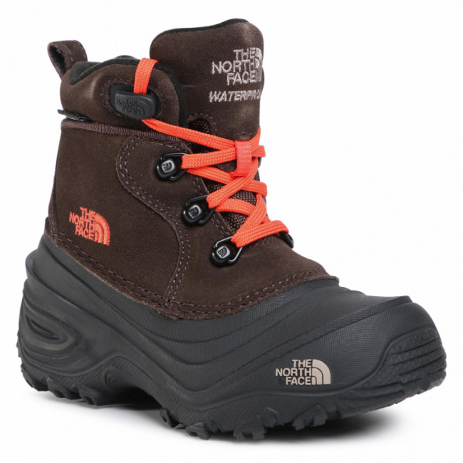 Snehule THE NORTH FACE -  Youth Chilkat Lace II NF0A2T5RV6M Coffee Brown/Flare
