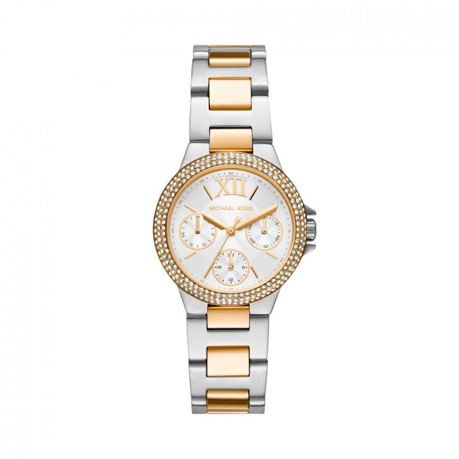 Hodinky MICHAEL KORS - Camille MK6982 Silver/Gold