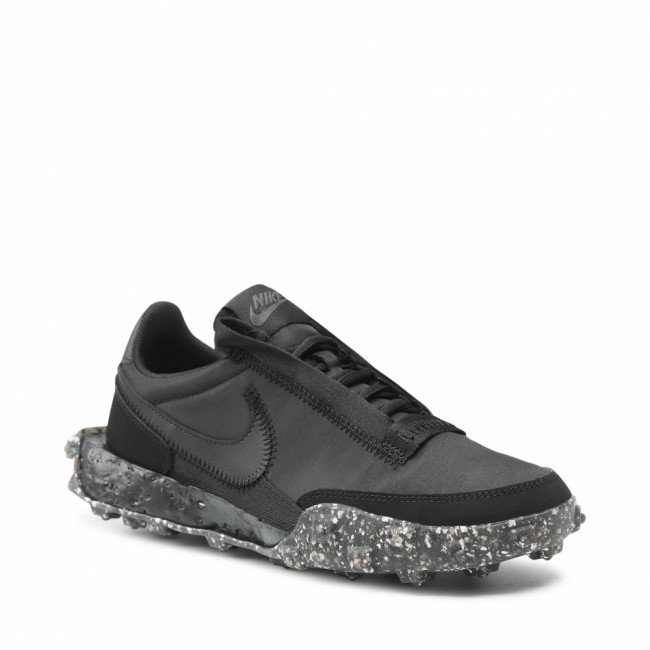 Topánky NIKE - Waffle Racer Crater DD2866 001 Black/Black