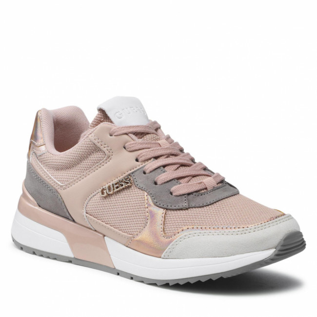 Sneakersy GUESS - Maybel2 FL7M2B FAB12 NUDE