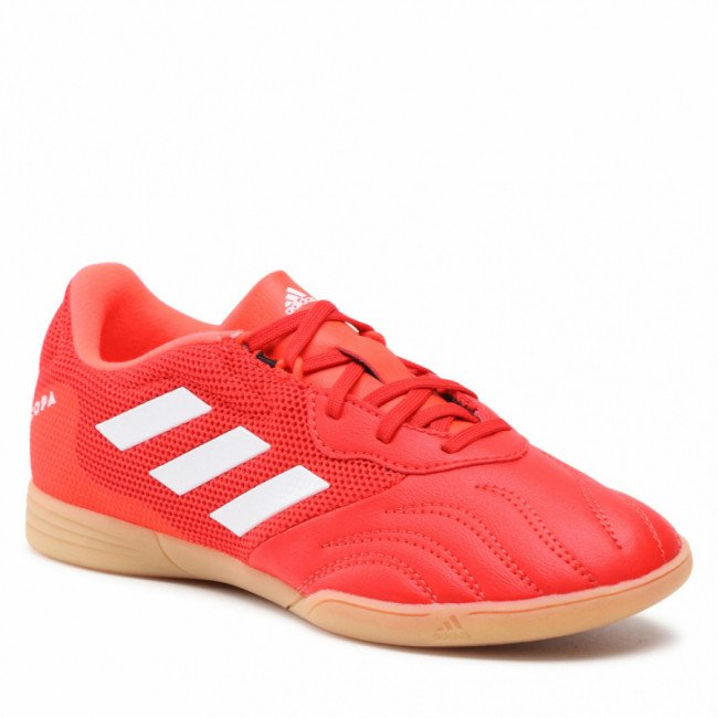 Topánky adidas - Copa Sense.3 In Sala J FY6157 Red/Ftwwht/Solred
