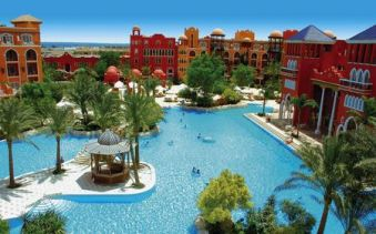 Egypt, Hotel Grand Resort Hurghada 5*