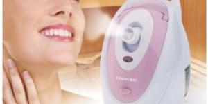 Lanaform Facial Steam