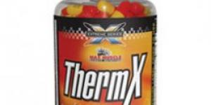 Max Muscle Therm-X 120 tabliet