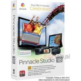 Pinnacle Studio 18 Standard ML EU