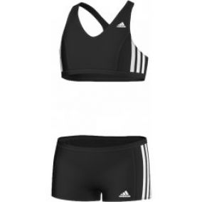 Adidas 3 stripes two piece youth