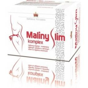 Imperial Vitamins Maliny Slim Komplex 180 tabliet