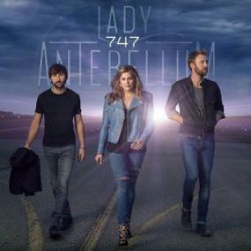 LADY ANTEBELLUM - 747 (1CD)
