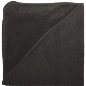 ISI Mini Hooded towel 80x80 Uni Ručník s kapucí