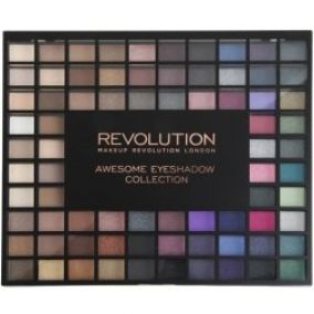 Makeup Revolution Nudes And Smoked Collection