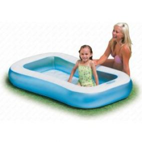 INTEX 57403 Baby Pool 166x100x28 cm