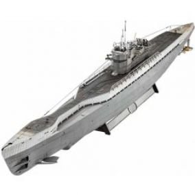 Plastic ModelKit ponorka 05114 German Submarine
