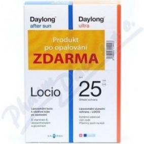 Daylong ultra SPF25 200ml + After sun L.200ml