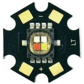 Cree Xlamp MC-E MCE4CT-A2-STAR-00A4AAAB1, RGB