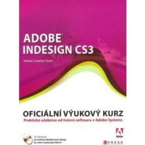 Adobe Indesign CS3 + CD Adobe Creative Team