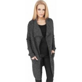 Urban Classics Ladies Knitted Long Cape Women