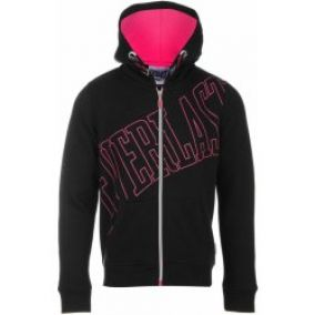 Everlast Super Zip Hoody Girls black
