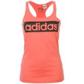 Adidas ESSENTIALS LINEAR SLIM TANK AJ