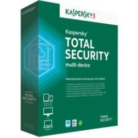 Kaspersky Total Security MD 1 lic. 24 měs. přechod