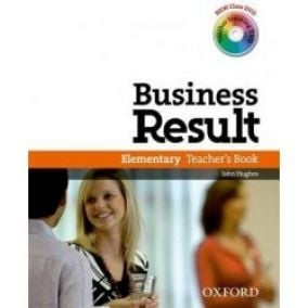 Business Result Elementary Teacher´s Book + DVD