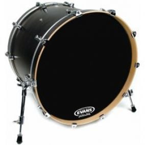 "Evans 22"" Resonant Black"