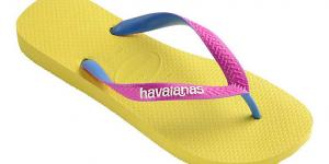 Havaianas Top Mix Yellow W AKCIA