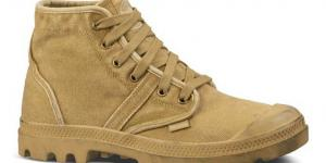 Palladium Boots Pallabrouse Honey Mustard AKCIA