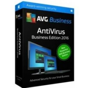 AVG Business Edition 2016 2 lic. 24 měs.