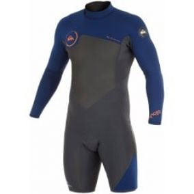 Quiksilver Syncro 2/2 Bz Ls Spring graphite/ink
