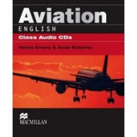 Aviation English Class Audio 2 CD