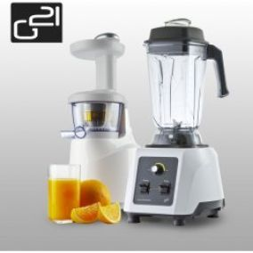 Set G21 blender perfect smoothie + perfect juicer
